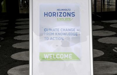 At Helmholtz Horizons 2019 scientists presented their innovative research and bold vision to tackle the greatest challenge of our time. Credit: WAHLUNIVERSUM® Jessica Wahl/Helmholtz